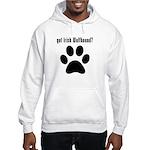 got Irish Wolfhound? Hoodie