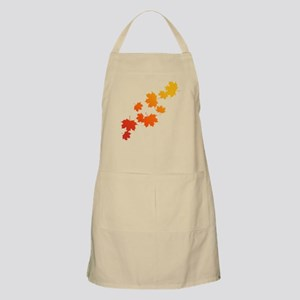 Autumn Leaves Apron