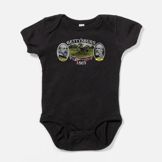 Gettysburg Baby Bodysuit