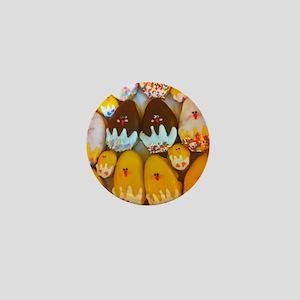 Donut Confections Mini Button