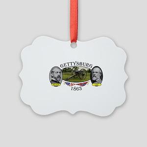 Gettysburg Ornament