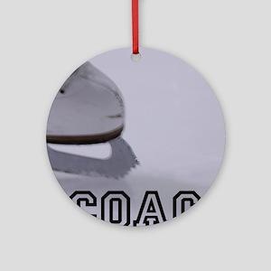 COACH Ornament (Round)