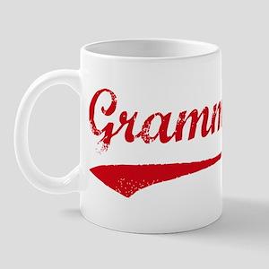 Vintage (Red) Grammie Mug
