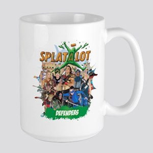 Splatalot 1 Large Mug