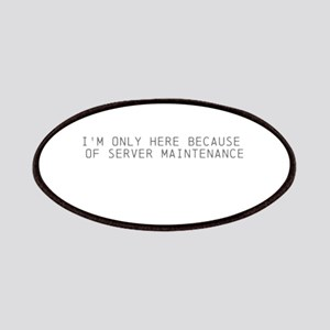 Servers down Patches