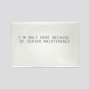 Servers down Magnets