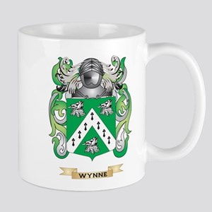Wynne Family Crest (Coat of Arms) Mugs