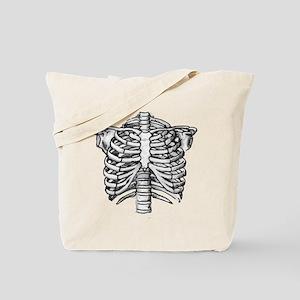 SkeleChest Tote Bag