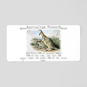 The First 90 Percent - Australian Aluminum License