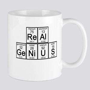 Elementary Real Genius Mug