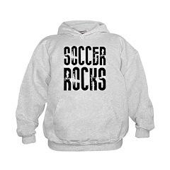 Soccer Rocks Hoodie