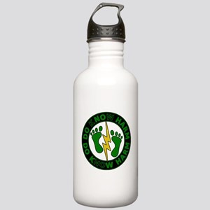 Do Know Harm Stainless Water Bottle 1.0L