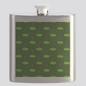 'Golf Course' Flask