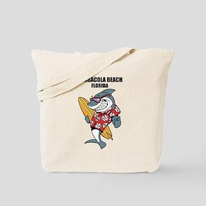 Pensacola Beach, Florida Tote Bag