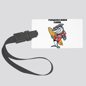Pensacola Beach, Florida Luggage Tag