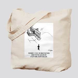 First Hub Airport Tote Bag