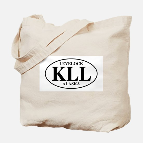 Levelock Tote Bag