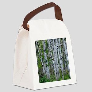Aspen grove Canvas Lunch Bag