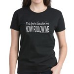 Color Box Women's Dark T-Shirt
