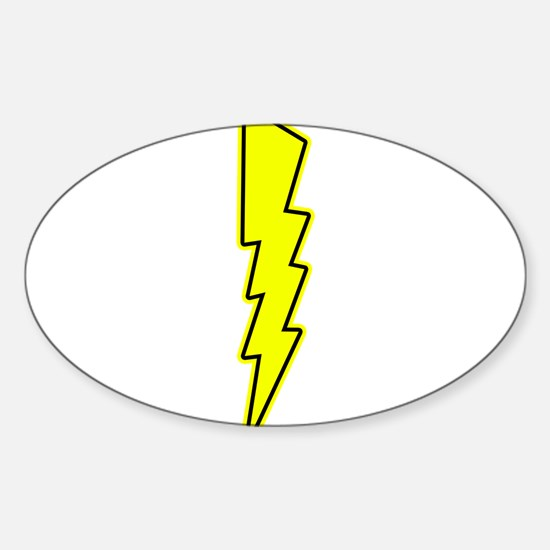 Bolt, Lightning, Electric Decal