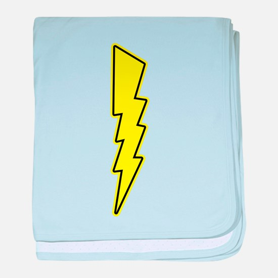 Bolt, Lightning, Electric baby blanket