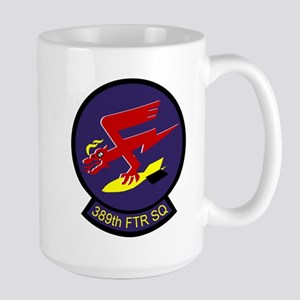 F-16 389th Fighter SQ Large Mug