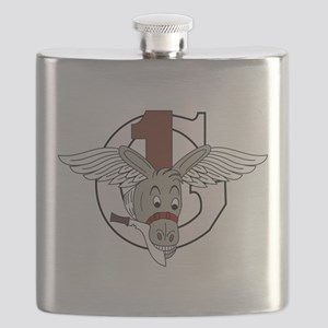 1st Air Commando Group Flask