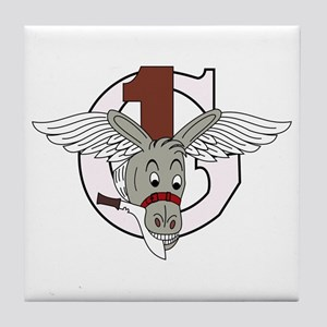 1st Air Commando Group Tile Coaster