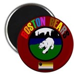 Boston Bears Magnet
