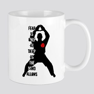 Fear is only... Mugs