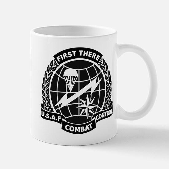 Combat Controller B-W Mug