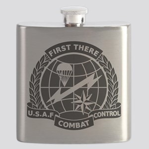Combat Controller B-W Flask