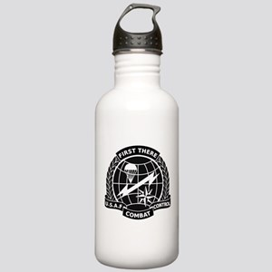 Combat Controller B-W Stainless Water Bottle 1.0L