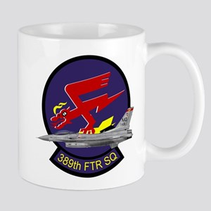 F-16 389th Fighter SQ Mug