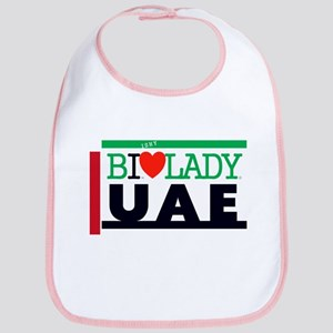 UAE Dubai Emirates Abu Dhabi New York Detroit Bib