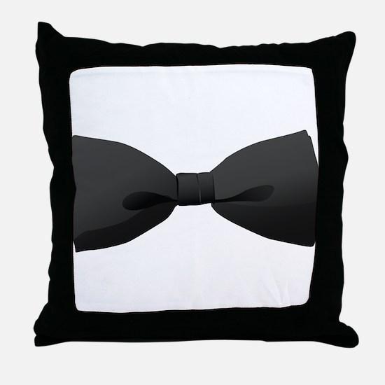 Bowtie Throw Pillow