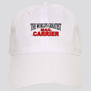 """The World's Greatest Mail Carrier"" Cap"