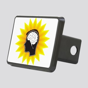 Brain, Mind, Intellect, Intelligence Hitch Cover