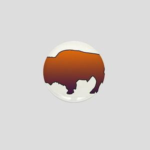 Buffalo Mini Button
