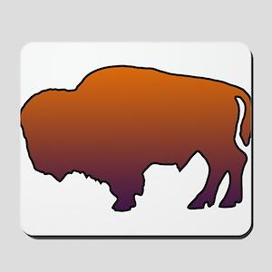 Buffalo Mousepad