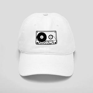 Cassette Tape, 80s, Vintage, Music Baseball Cap