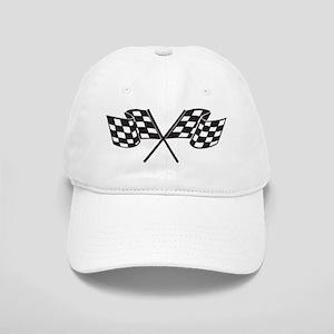 Checkered Flag, Race, Racing, Motorsports Baseball