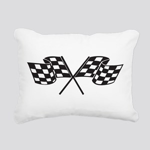 Checkered Flag, Race, Racing, Motorsports Rectangu