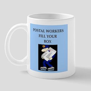 mailman gifts and t-shirts Mug