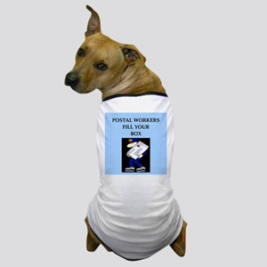 mailman gifts and t-shirts Dog T-Shirt