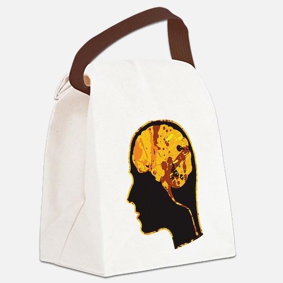 Brain, Mind, Intellect, Intelligence Canvas Lunch