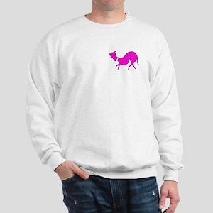 Pink Prissy Sweatshirt