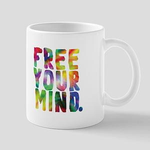 FREE YOUR MIND Mugs