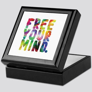 FREE YOUR MIND Keepsake Box