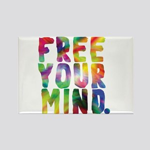 FREE YOUR MIND Magnets
